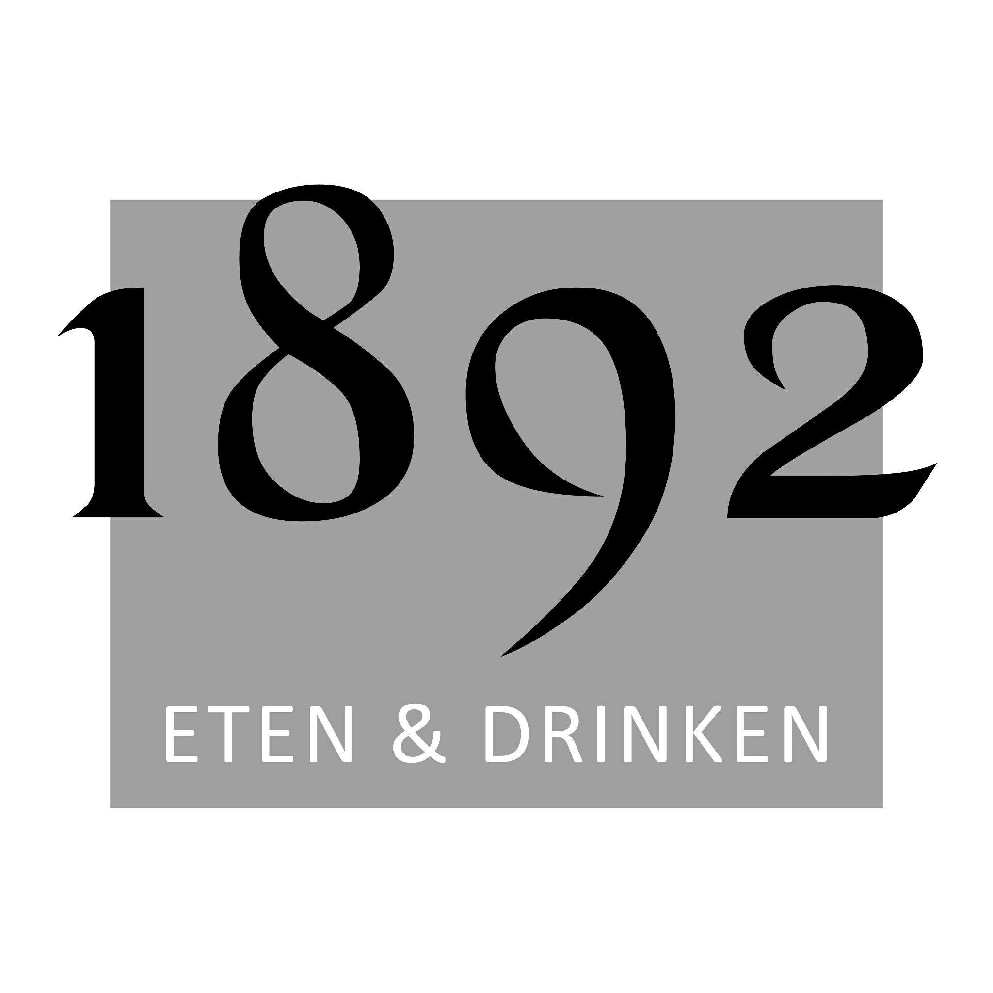 1892 eten en drinken